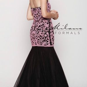 MILANO Brand New Gorgeous Gown 💗